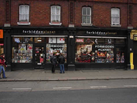 Forbidden-Planet-Dublin