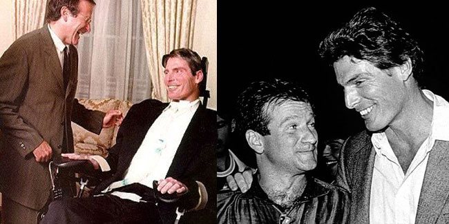 christopher reeve robin williams wwwpixsharkcom