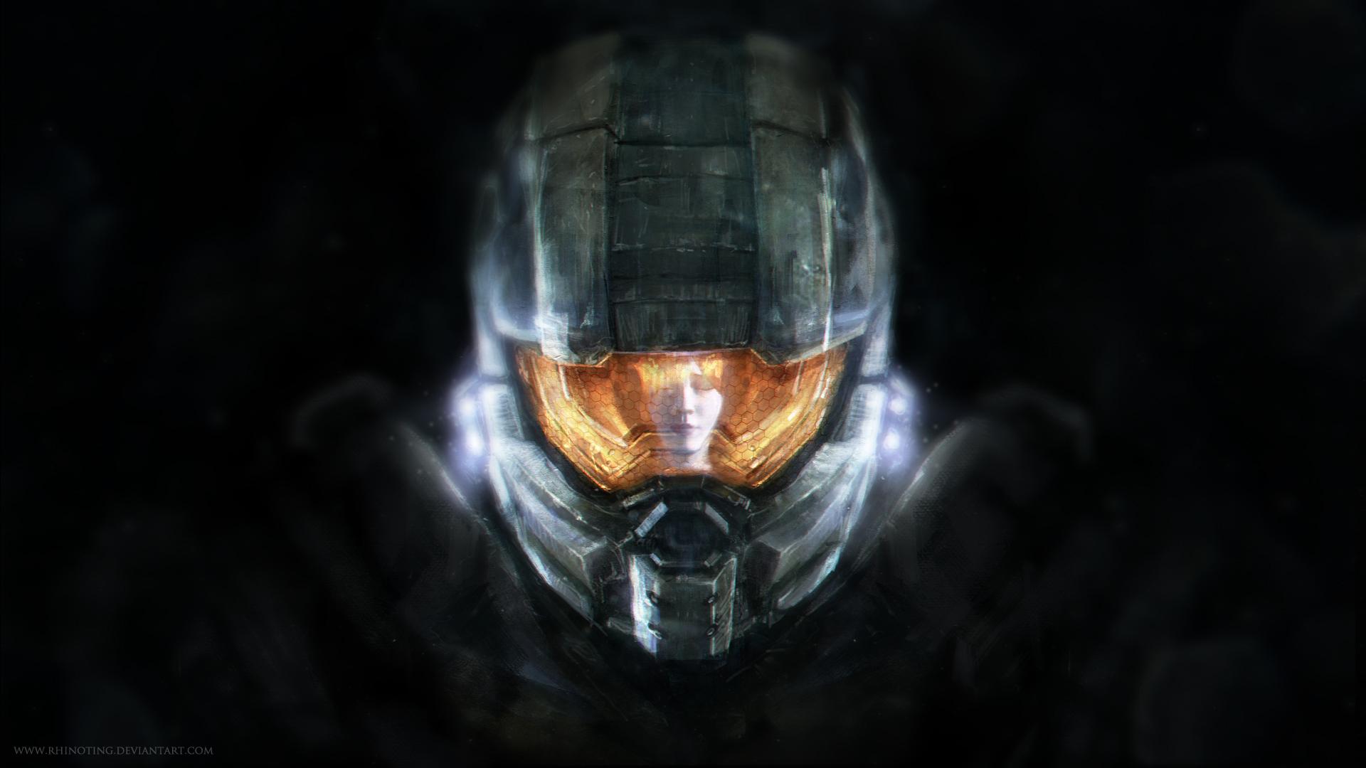 Halo 5 Wont Reveal Master Chief S Face Nerd Lowdown