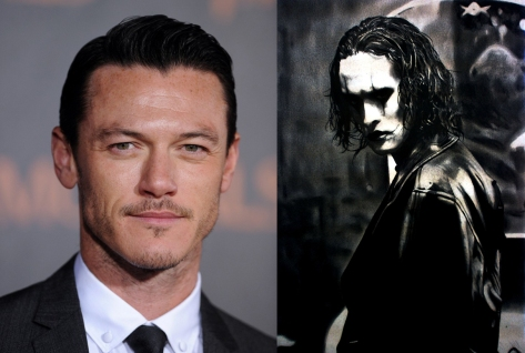 Luke-Evans-The-Crow-Remake