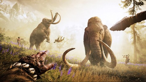 Far-Cry-Primal-Screenshot-Wooly-Mammoths