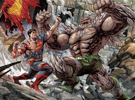Doomsday_Superman