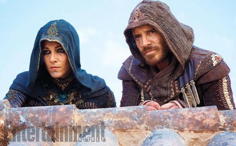 Michael-Fassbender-and-Ariane-Labed-in-Assassins-Creed