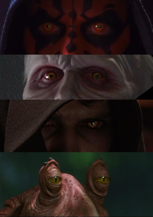 Isys Theories Jar Jar Binks Is A Sith Lord