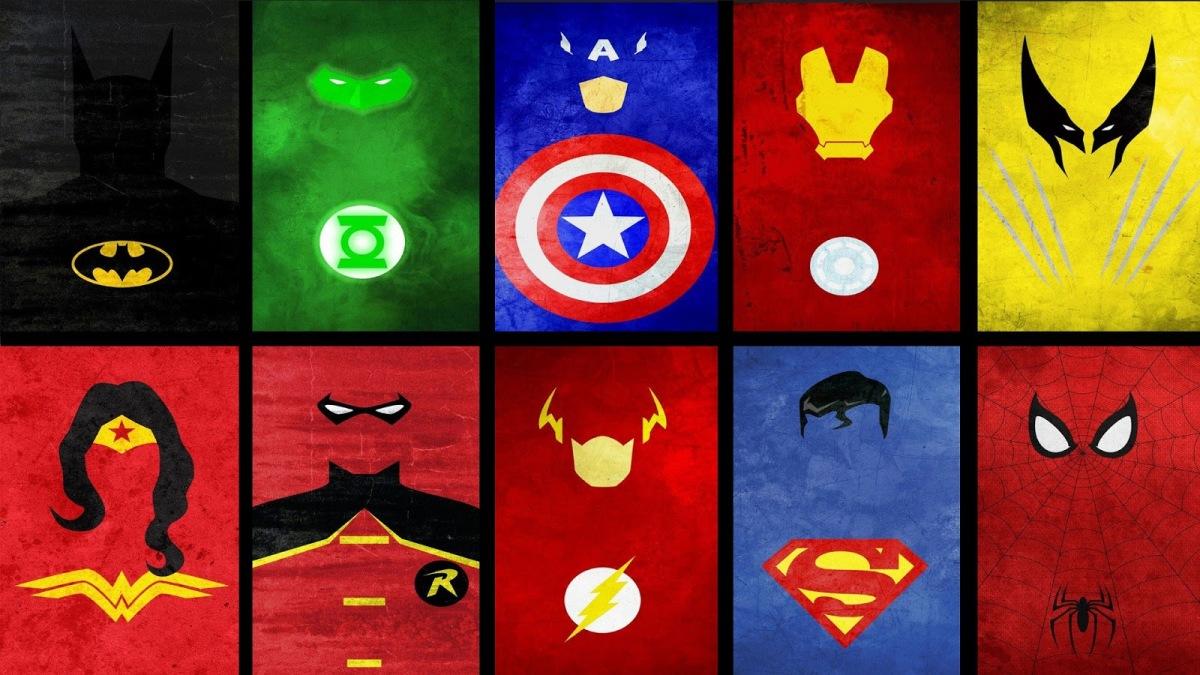 Superheroes | Nerd Lowdown