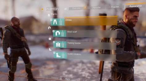 The-Division-Appearance-Menu