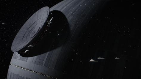 Rogue One: A Star Wars StoryDeath Star  Ph: Film Frame  ©Lucasfilm LFL